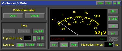 Word Strength Meter Signal Strength Meter to